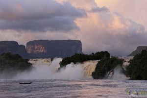 Canaima_sunset