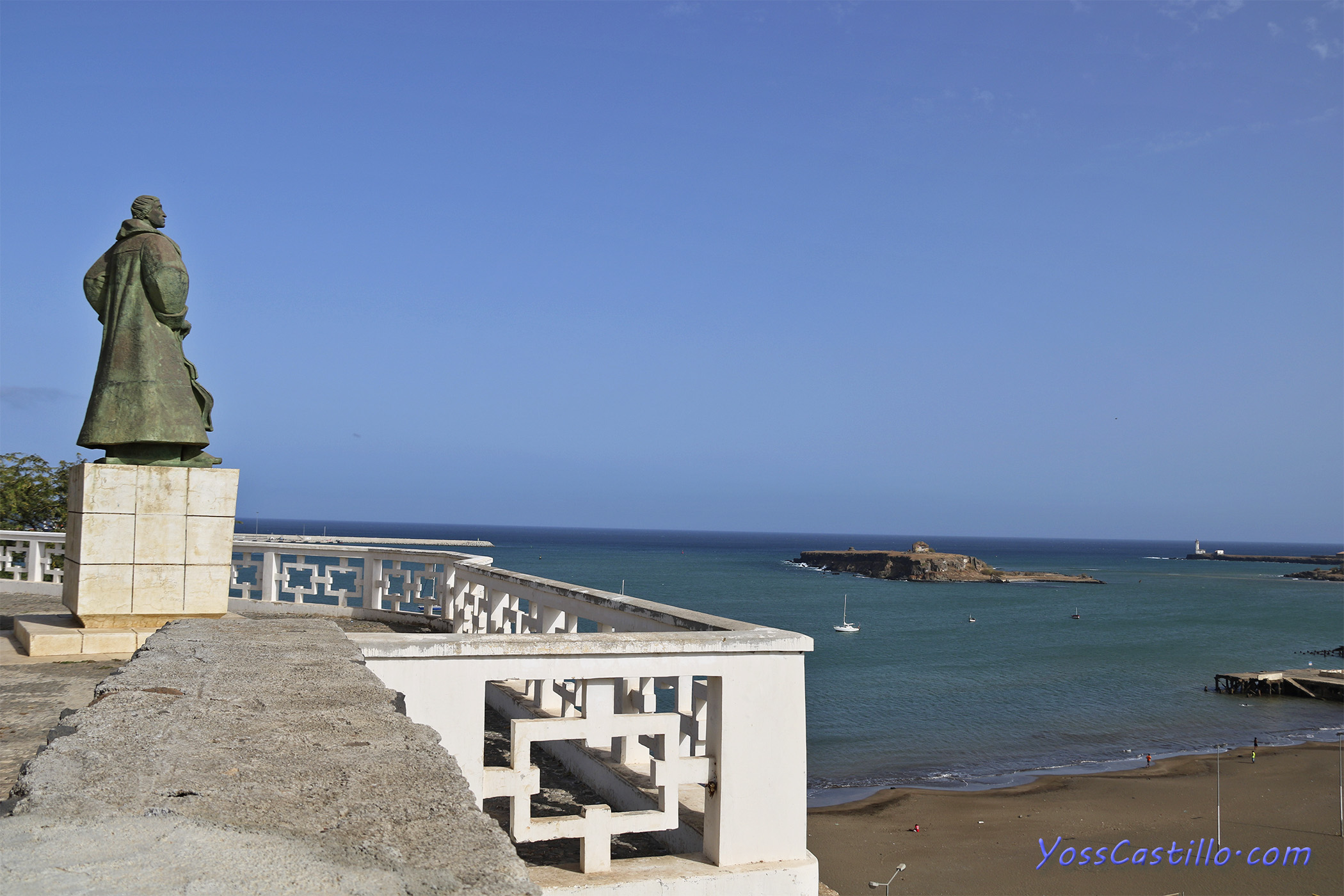 Around Praia, Cape Verde