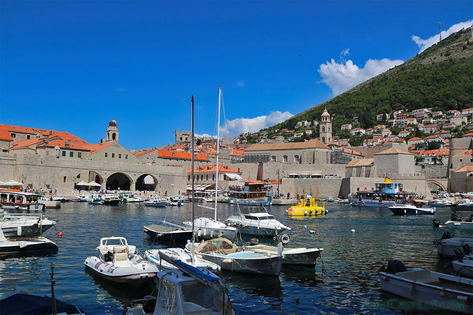 Dubrovnik – City Harbor