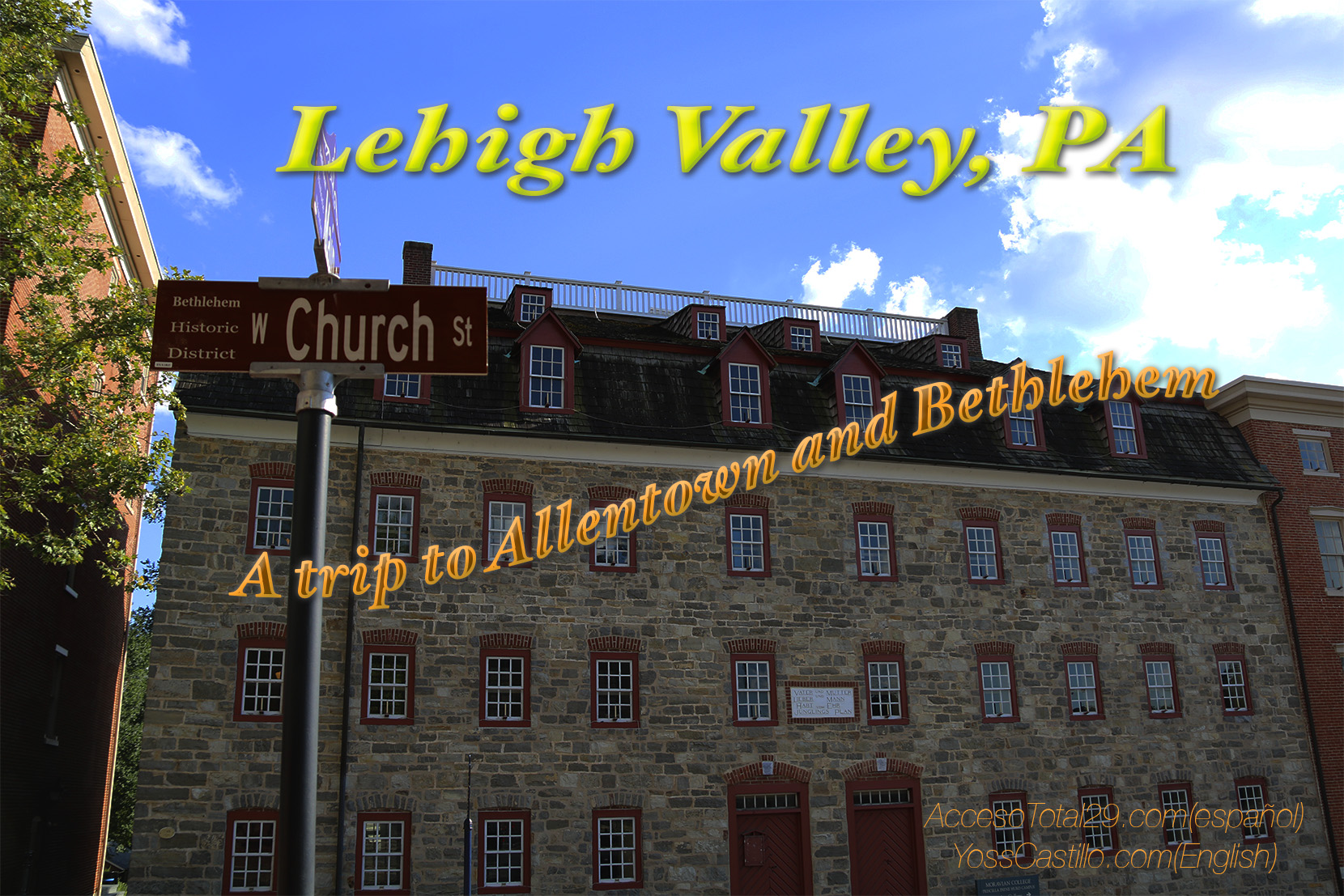 Lehigh Valley, PA (video)