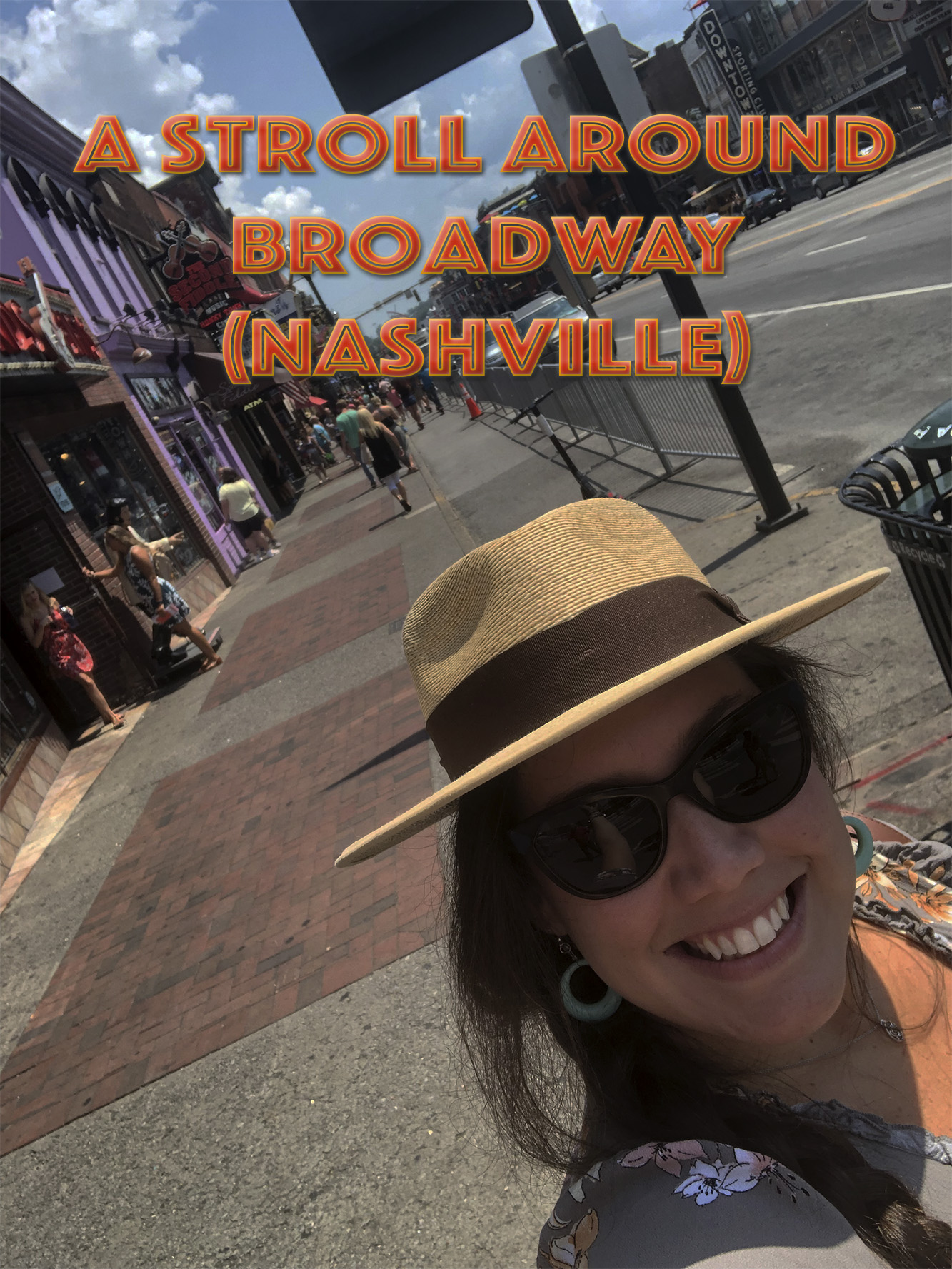A stroll around Broadway (Nashville)