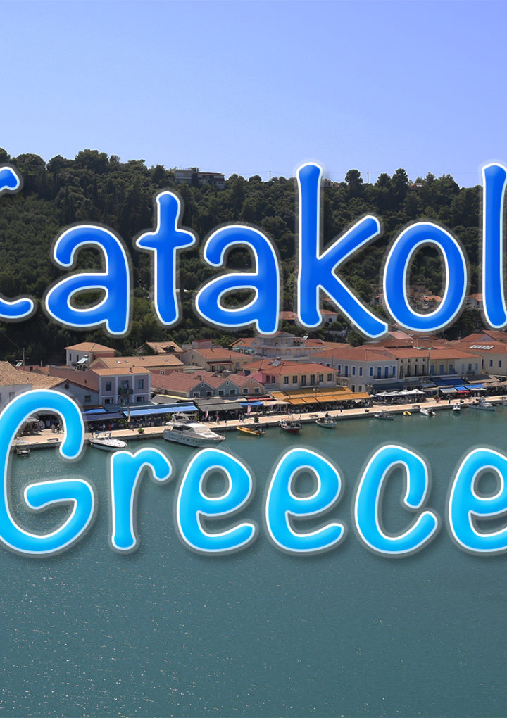 Katakolon, Greece.