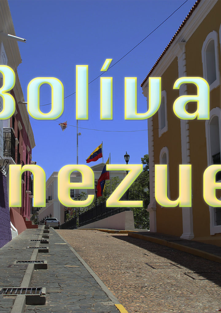 2 cities in southern Venezuela