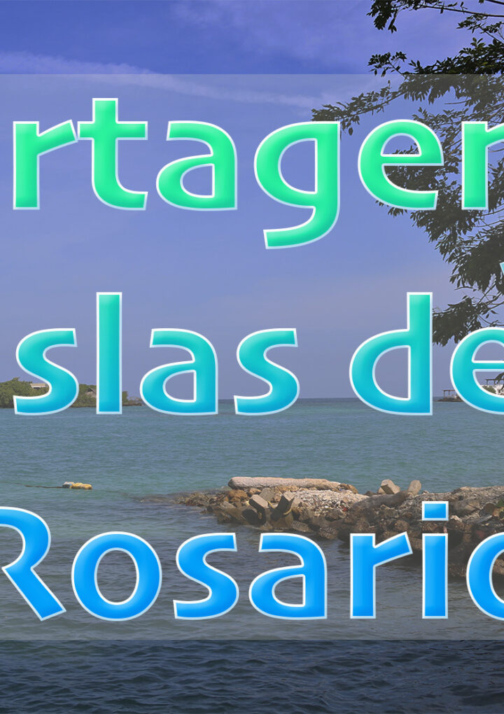 Getting to know a side of Rosario Islands